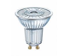 Osram 203278 Star PAR16 Ampoule LED GU10 4,3 W Plastique Blanc