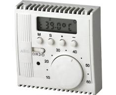 AEG 184905 Régulateur de température de plancher FTEU 911, 10 A et 230 V