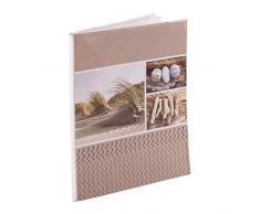 Papier-Carton 5,5 x 22,5 x 24,8 cm Emotion 721833 Pearl Album Photos Pochettes 200 Vues 11,5X15 Gris