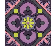 Images dorient TSE-182071 Sejjadeh Orchid Dessous de Plat
