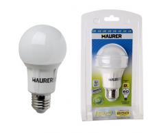 MAURER 19070805 Ampoule Led Standard E27 9 w-60w. Lumenes 806