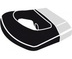Silit Poignée latérale en Plastique pour autocuiseur Sicomatic econtrol de 22 cm de diamètre Noir