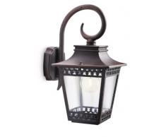 Philips Luminaire Extérieur Lanterne Murale Hedge Rouille 1x60 W 230V