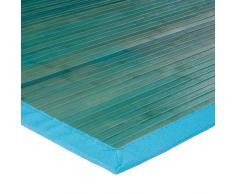 MonBeauTapis 165236 Solo Tapis Bambou Vert 230 x 160 cm