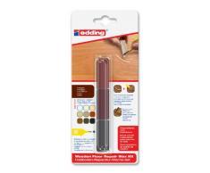 Edding 9031604 Cire de restauration pour Plancher en bois Kit 8902