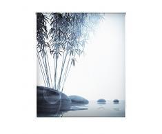 Blindecor W-Z-47466 Store Enrouleur translucide à Impression numérique Multicolore 130x180cm