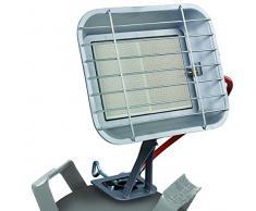 Einhell-gS 4600 p chauffage au gaz-puissance : jusquà 4,6 kW avec allumage piézo-électrique (livré avec réducteur de pression, flexible, contrôles, pour les bouteilles de gaz)