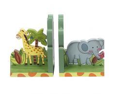 Fantasy Fields Serre-livres déco idée cadeau pour étagère bibliothèque chambre enfant W-9837A