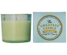 The Greatest Candle in the World TG075KL Fleur de Combava Bougie dans Verre Recyclé Cire Végétale Lot de 2