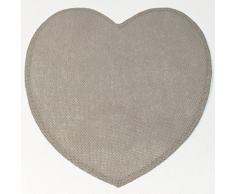 Couleur Montagne Chemin de Table Polyester Lin 180 x 180 x 180 cm