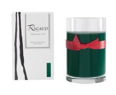 Rigaud RGM287785 Bougie Parfumée Recharge Grand Modèle Cyprès Vert