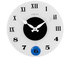 NeXtime 8635 Milano Color Horloge Verre Multicolore
