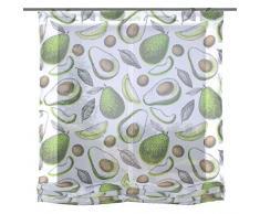 Home Fashion Store Bateau Impression numérique, Polyester, Vert, 140x 100cm