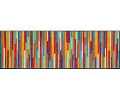 wash + dry - Tapis Mikado Stripes 60x180, Coloré