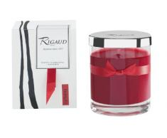 Rigaud BMM287771 Bougie Moyen Modèle Cythère Rouge