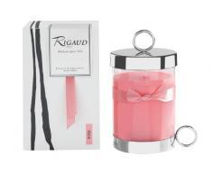 Rigaud BGM287758 Bougie Grand Modèle Rose