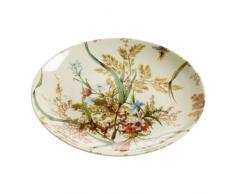 Maxwell & Williams Kilburn Assiette GB, Plat À Dessert, Cottage Blossom, Ø20cm, Porcelaine, Wk00520