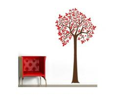 Sticker Arbre couleur,