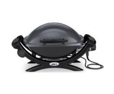 Barbecue électrique WEBER Q1400 Gris anthracite,