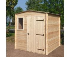Abri jardin C.I.H.B. Classique, Sapin du Nord, 4 m2