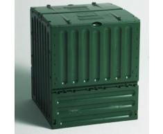 Composteur ECO-KING 600 litres coloris vert,