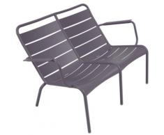 Fauteuil bas double FERMOB Luxembourg,