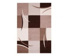 Tapis de salon marron California AlloTapis, 80 x 150 cm