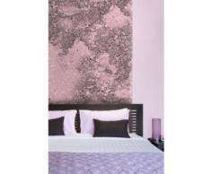 Papier peint nuage de dentelle rose,