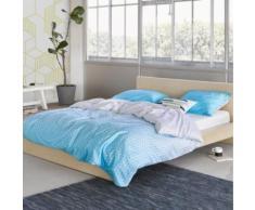 Parure de lit satin Hilo ESPRIT HOME, 200 x 200 cm