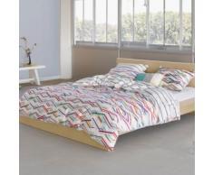Parure de lit satin Pahoa ESPRIT HOME, 240 x 220 cm