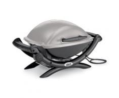 Barbecue électrique WEBER - Q1400 Gris,