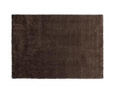 Tapis Cosy Glamour ESPRIT HOME, marron, 80 x 150 cm