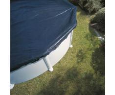 GRE POOLS - Bâche d'hivernage piscine ovale 500 x 300 - 100g/m
