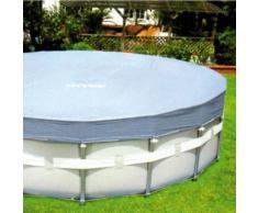 Bâche piscine hors-sol ronde Ø 5,49 m