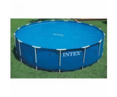 INTEX Bâche a bulles pour piscine ronde Ø 4,70 m