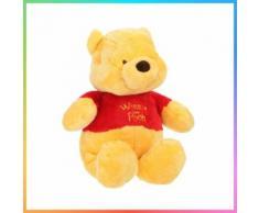 Peluche Winnie L'ourson 50 Cm Disney Avec Etiquette