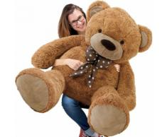 Nounours Teddy Bear - Ours En Peluche Gant - Xxl - Brun Clair
