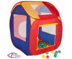 Tente De Jeux Balles, Aire De Jeux, Maisonnette