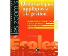 Mathmatiques Appliques La Gestion