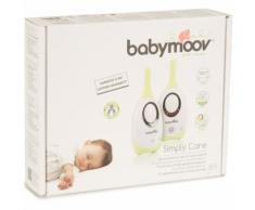 Babyphone Simplicare couleur BLANC BABYMOOV