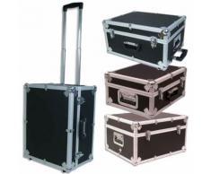 Malles multifonctions VISO - Malle XXL multifonctions 130 Litres 2 poignées, charge maxi 35 kg VISO noir