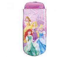 Princesses Lit gonflable pour enfant avec couette intégrée Alinea Rose