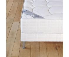 Sommier tapissier BULTEX 14cm (140x200cm) Blanc