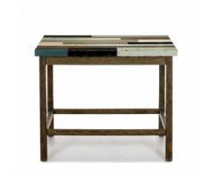 Table haute - bar rectangulaire - L130cm