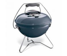 Barbecue au charbon WEBER 37cm Bleu