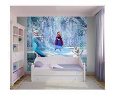 Frozen Poster XXL 2,76x2,54m pour enfant Alinea Bleu