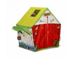 Maisonnette des bois pour enfant en tissu Multicolore