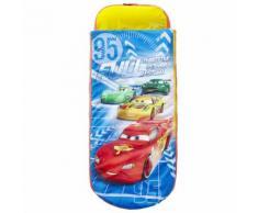 Cars Lit gonflable pour enfant avec couette intégrée Alinea Bleu
