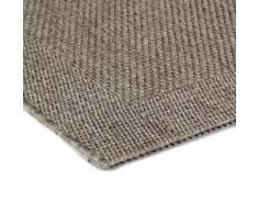 Tapis intérieur et extérieur gris - 160x230cm