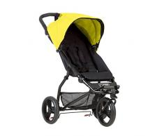 Mountain Buggy poussette Mini jaune